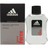 Adidas Team Force Aftershave 100ml Splash