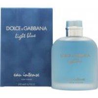 Image of Dolce & Gabbana Light Blue Eau Intense Pour Homme Eau de Parfum 200ml Spray