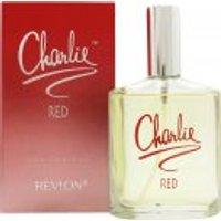 Image of Revlon Charlie Red Eau Fraiche Eau De Toilette 100ml Spray
