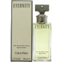 Calvin Klein Eternity EDP 50ml Spray