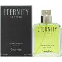 Calvin Klein Eternity EDT 200ml Spray