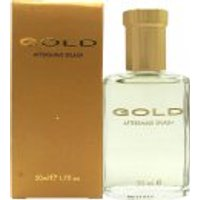 Parfums Bleu Limited Gold Aftershave 50ml