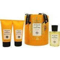 Acqua di Parma Colonia Gift Set 100ml EDC + 75ml Shower Gel + 75ml Body Cream