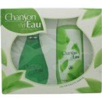 Coty Chanson d'Eau Gift Set 100ml EDT + 200ml Shower Gel