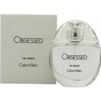Calvin Klein Obsessed for Women EDP 30ml Spray