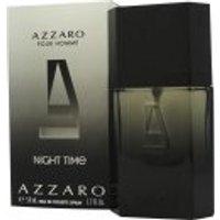Azzaro Night Time Pour Homme EDT 50ml Spray