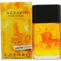 Azzaro Pour Homme Limited Edition 2015 EDT 100ml Spray