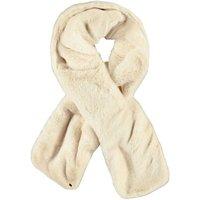 Like flo sjaal voor meisjes in de kleur offwhite. deze sjaal is gemaakt van 100% polyester en komt uit de ...