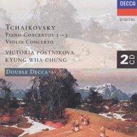 Image of Pyotr Il'yich Tchaikovsky - Piano Concertos