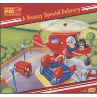 Image of Postman Pat's bouncy special delivery - Artful Doodlers Ltd