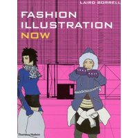 Image of Fashion illustration now - Laird Borrelli
