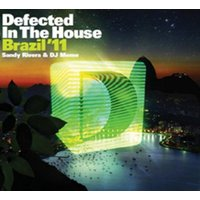Image of Various Artists - Defected in the House: Brazil '11