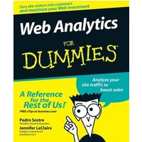 Image of Web analytics for dummies - Pedro Sostre