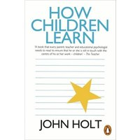 Image of How children learn - John Holt