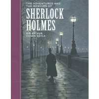 Image of The adventures and the memoirs of Sherlock Holmes - Arthur Conan Doyle