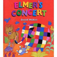 Image of Elmer's concert - David McKee