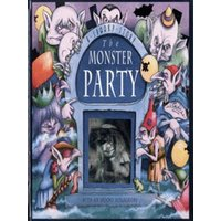 Image of The monster party - Stephanie Laslett|Nigel McMullen