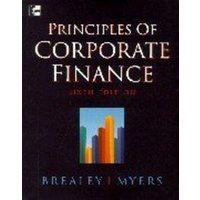 Image of Principles of corporate finance - Richard A Brealey|Stewart Myers