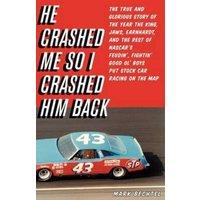 Image of He crashed me so I crashed him back - Mark Bechtel