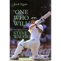 Image of 'One who will' - Jack Egan