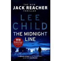 Image of The Midnight Line by Lee Child Hardback Used