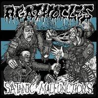 Image of Agathocles/Satanic Malfunctions - Agathocles/Satanic Malfunctions