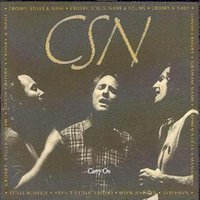 Image of Crosby, Stills and Nash Carry on Used CD