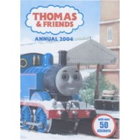 Image of Thomas the Tank Engine annual 2004
