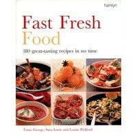 Image of Fast fresh food - Sara Lewis