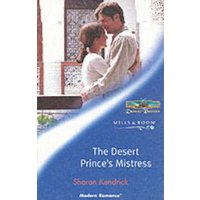 Image of The desert prince's mistress - Sharon Kendrick