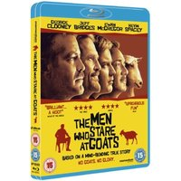 Image of The Men Who Stare at Goats Used Blu-Ray