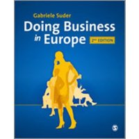 Image of Doing business in Europe - Gabriele Suder