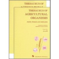 Image of Thesaurus of agricultural organisms - Derwent Publications