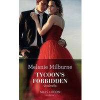 Image of Tycoon's forbidden Cinderella - Melanie Milburne