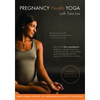 Image of Pregnancy Health Yoga Tara Lee Used DVD