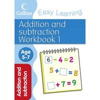 Image of Collins easy learning addition and subtraction. Workbook 1, age 5-7 - Peter Clarke