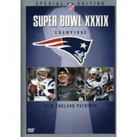Image of NFL Super Bowl Xxxix