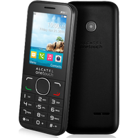 Alcatel 20.45X Black