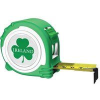 Irish Rugby Tape Green / Yellow 5m/16ft (Width 25mm)