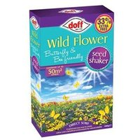 Wildflower Bee Friendly Seed Mix 300g + 33%
