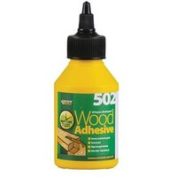 502 All Purpose Weatherproof Wood Adhesive 75ml