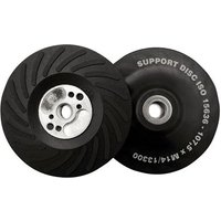 Angle Grinder Turbo Pad, Hard 115mm (4.5in) M14