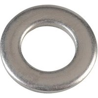 Flat Washers DIN125 A2 Stainless Steel M8 Forge Pack 30