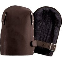 KP-299 Heavy-Duty Leather Thick Felt Knee Pads