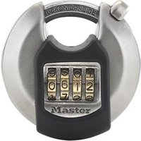 Excell™ Discus 4-Digit Combination 70mm Padlock