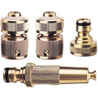 Brass Fittings Starter Set 12.5mm (1/2in)