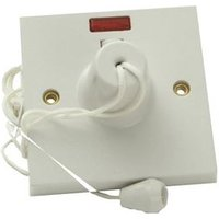 Ceiling Switch 6A 1 Way