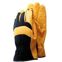 TGL112 Deluxe General Purpose Leather Ladies Gloves (One Size)