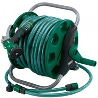 37993 30M Wind-Up Garden Hose Reel Kit