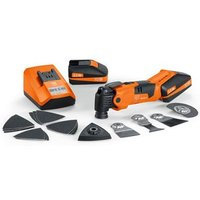AFMM18QSL 18v Cordless MultiMaster with 2 x 2.5Ah Li-Ion Battery